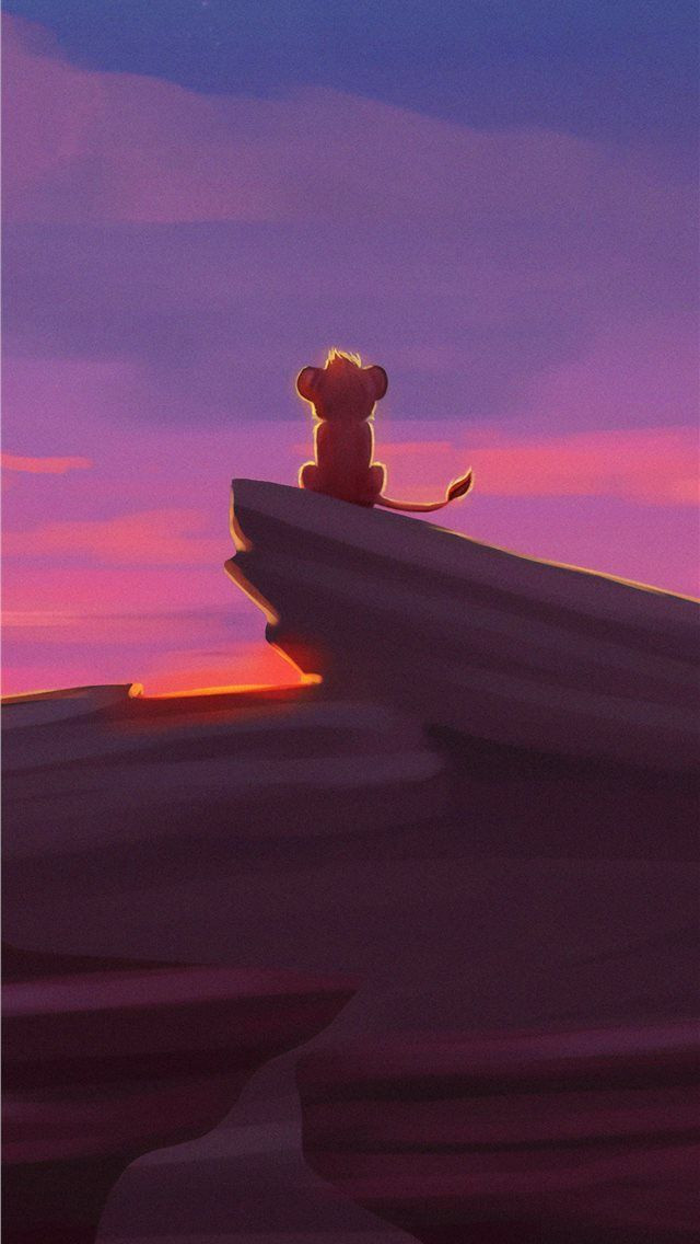 simba the lion king iPhone Wallpapers