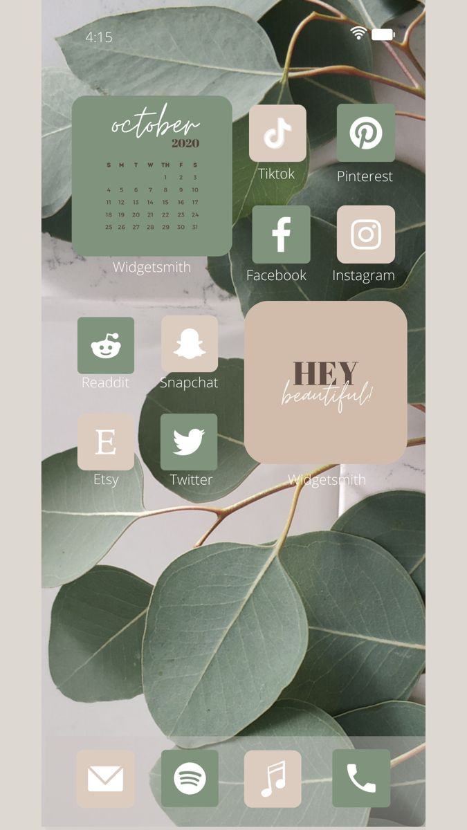 iOS 14 Neutral Aesthetic 150 App Icons Pack