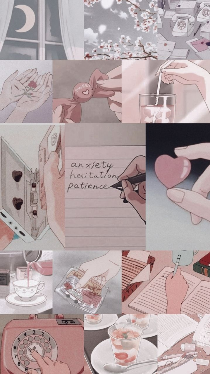 34 aesthetic anime and soft wallpaper image anime aesthetic