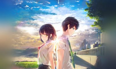 Anime Wallpaper 4k Elegant ✅[240 ] Your Name Anime android iPhone Desktop Hd