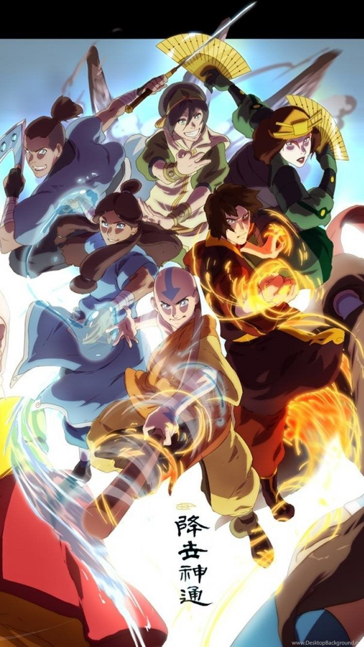 avatar the last airbender legend of korra wallpapers 750x1334 h