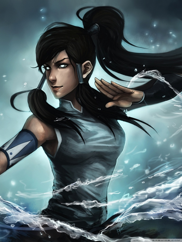 avatar the legend of korra water element wallpapers