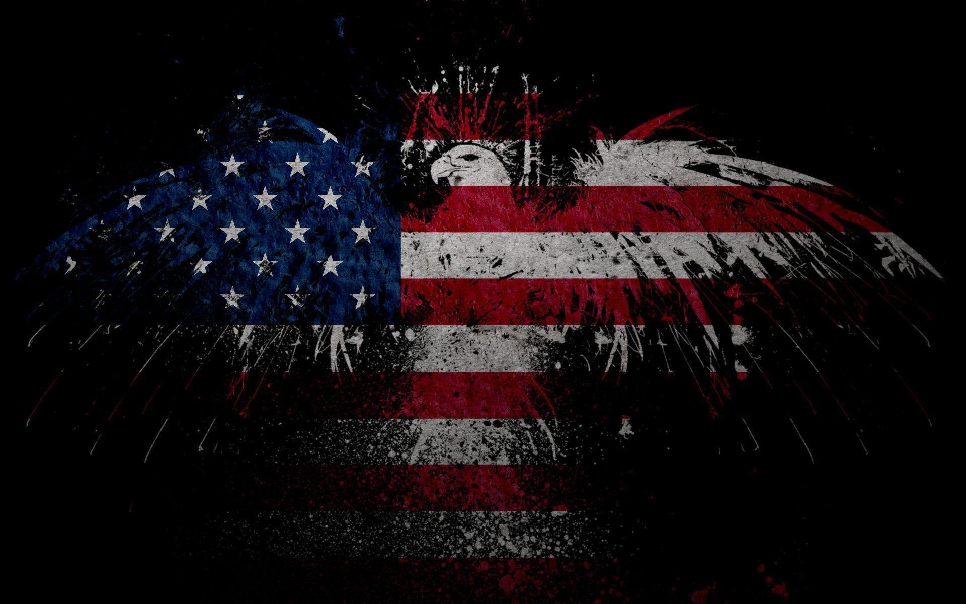 iombih usa flag wallpapers american flag eagle background