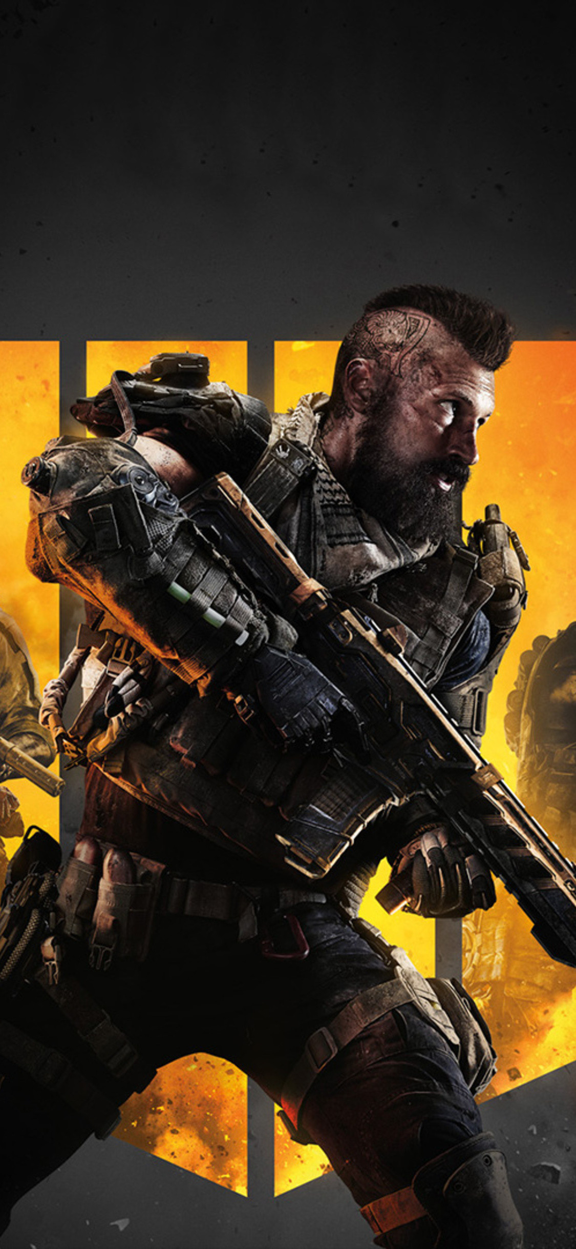 call of duty black ops 4 2018 bc 1125x2436