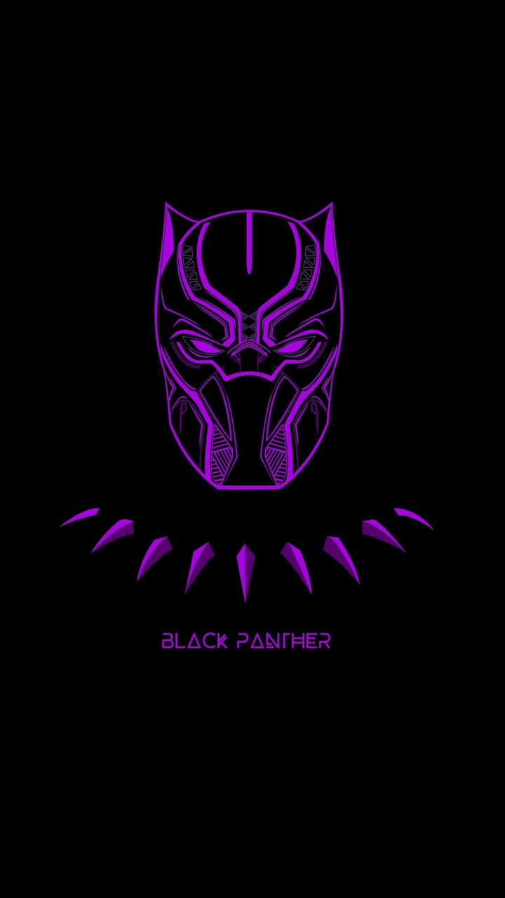 iTmimhi black panther wallpaper iphone