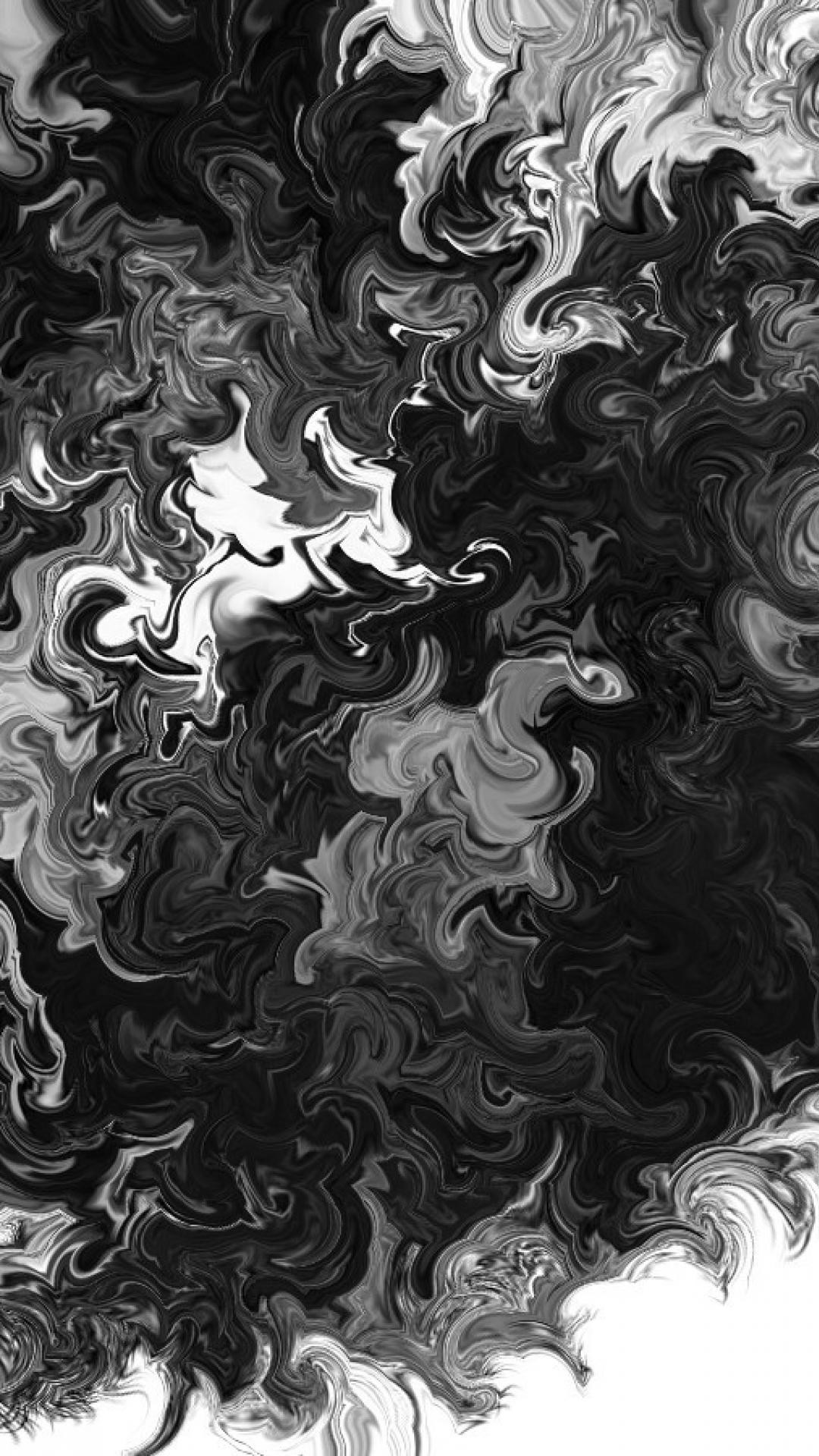 oibRiw black white abstract iphone 6 plus wallpaper data