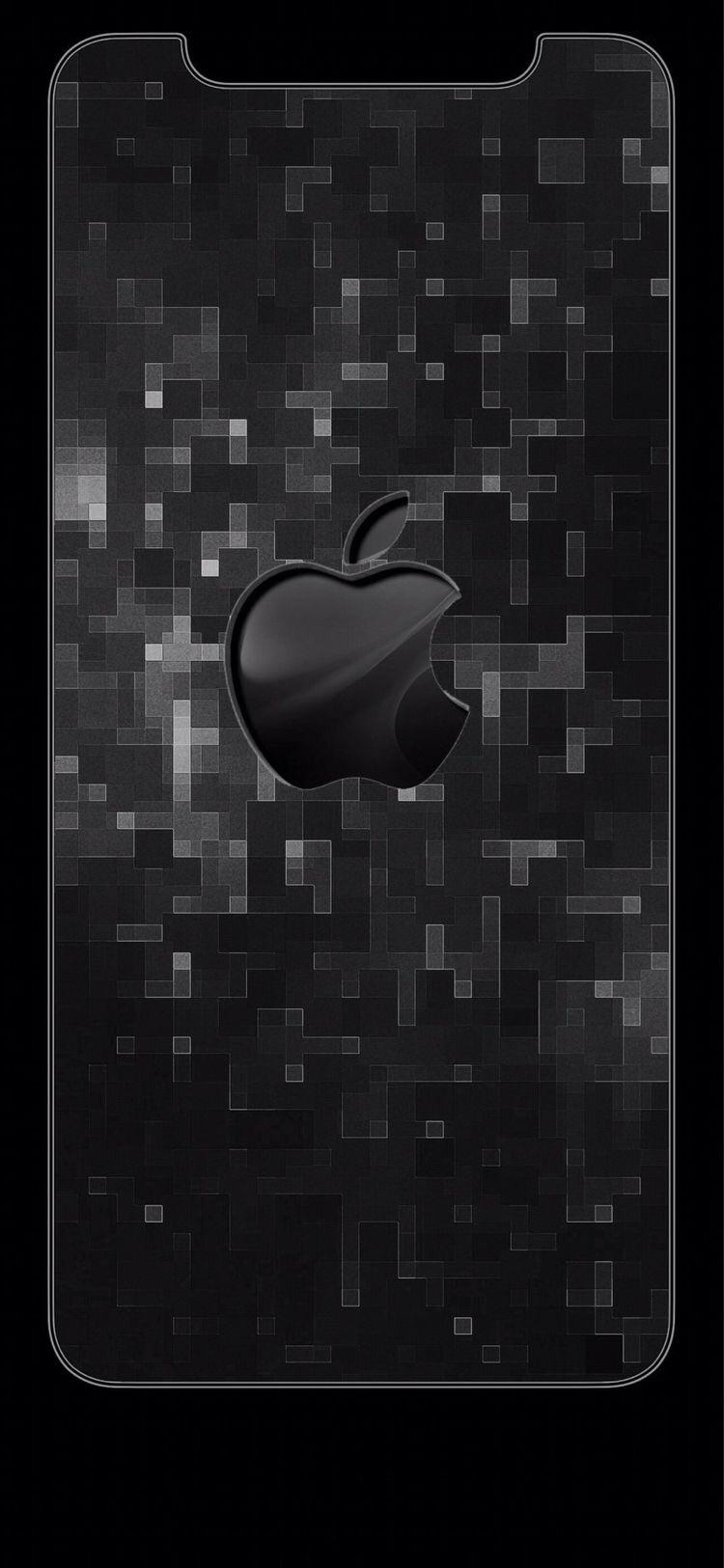 Black Apple iPhone X Wallpapers iPhone X Wallpapers HD