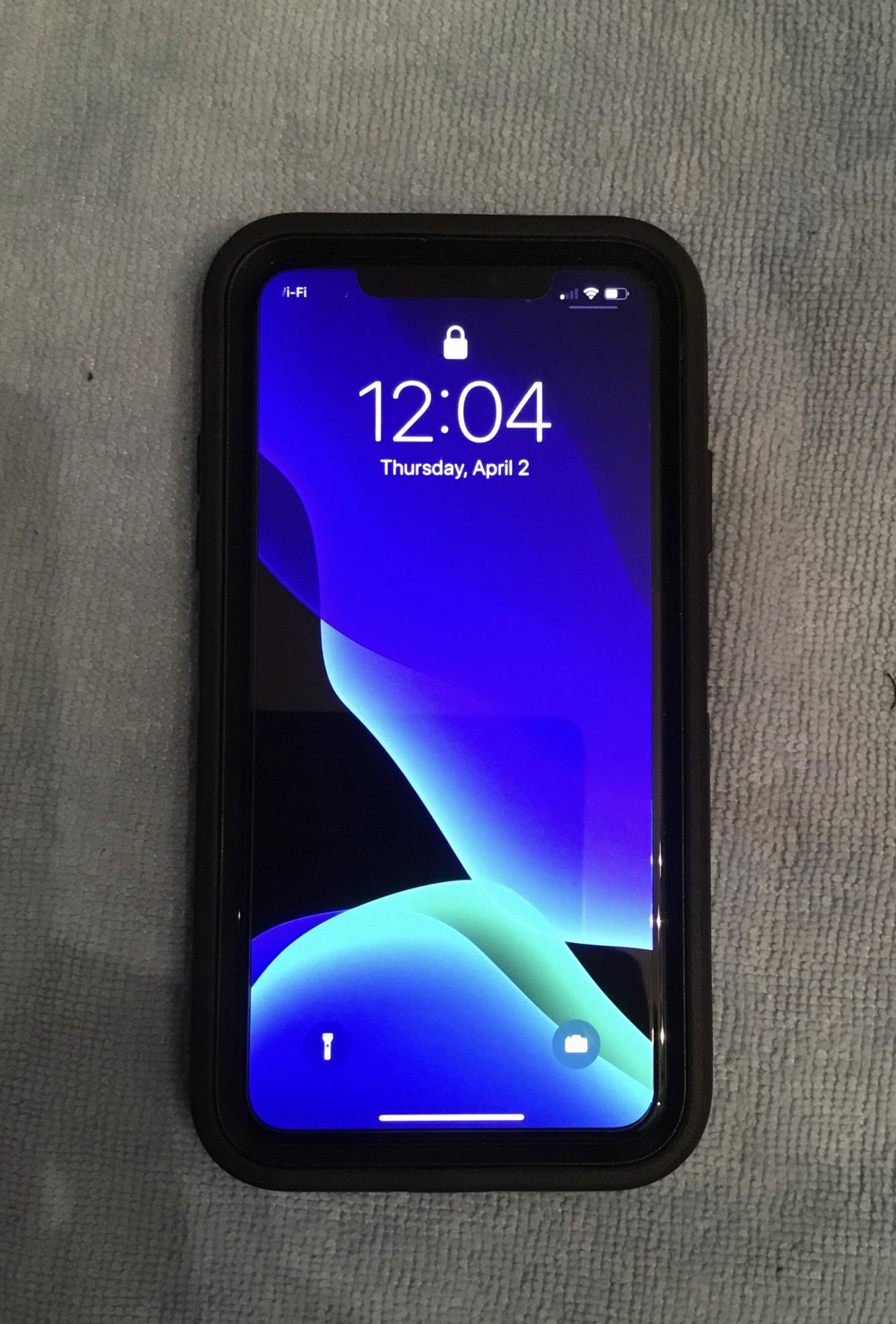 how much is an iphone 11 pro max worth if the back glass cracked