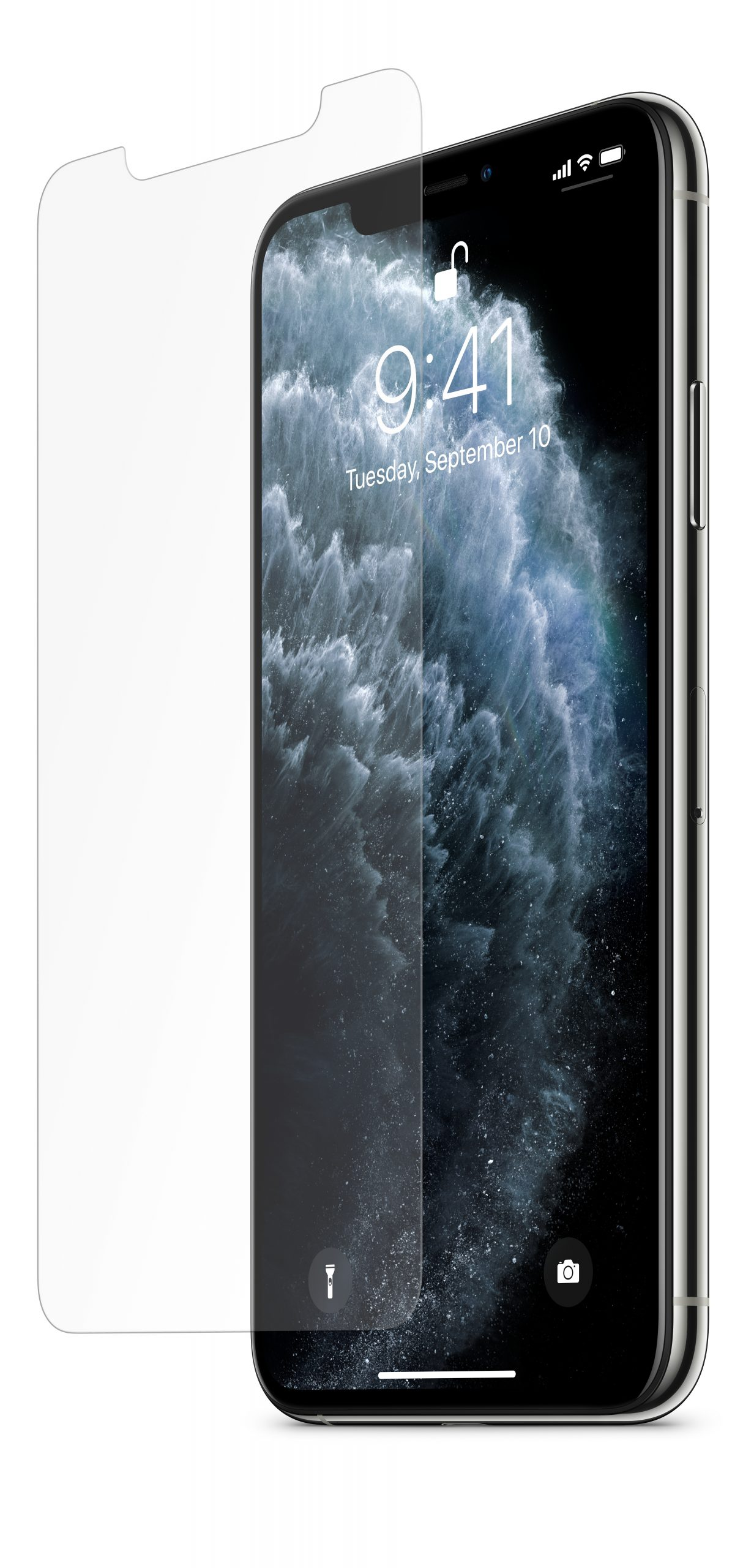 belkin invisiglass ultra screen protection for iphone 11 pro max xs max