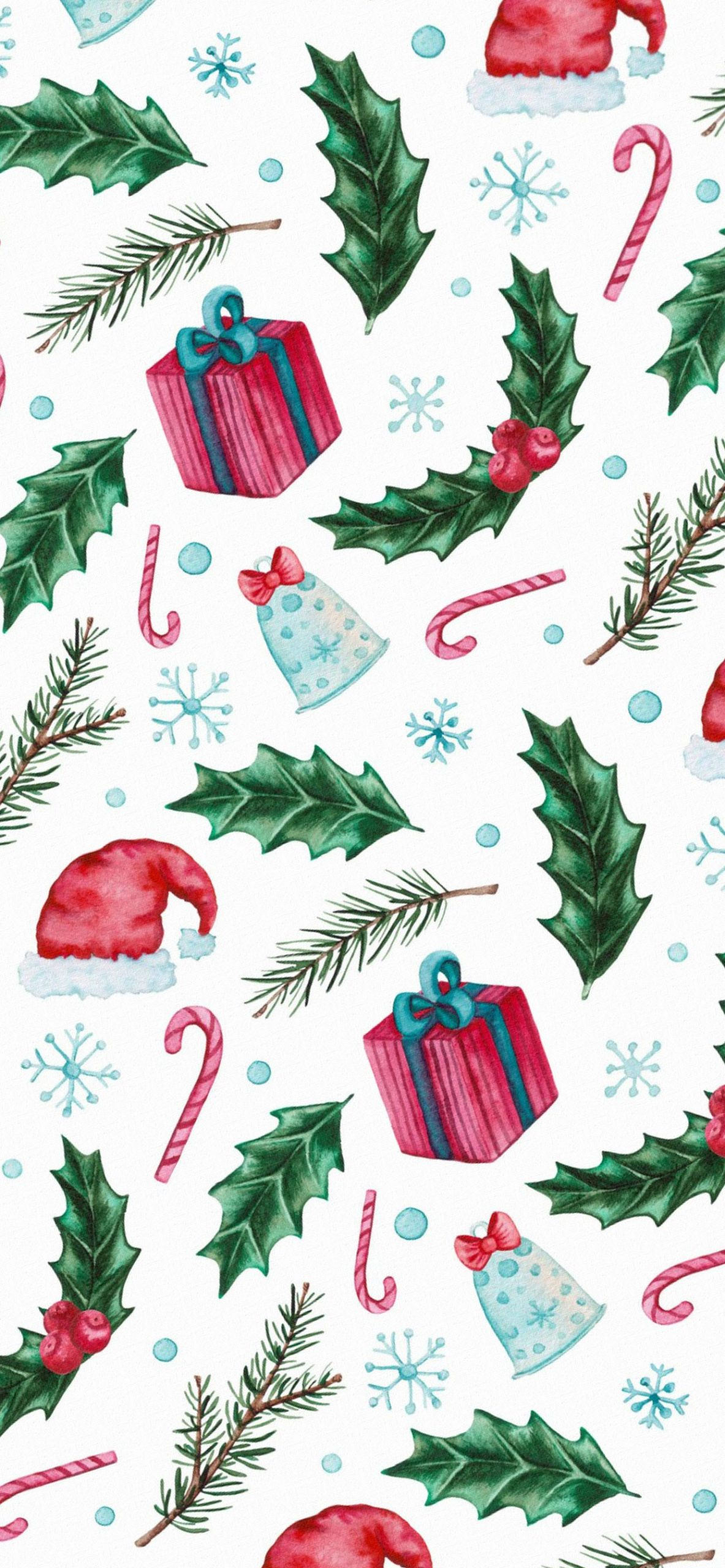 hwiThh christmas background wallpaper iphone