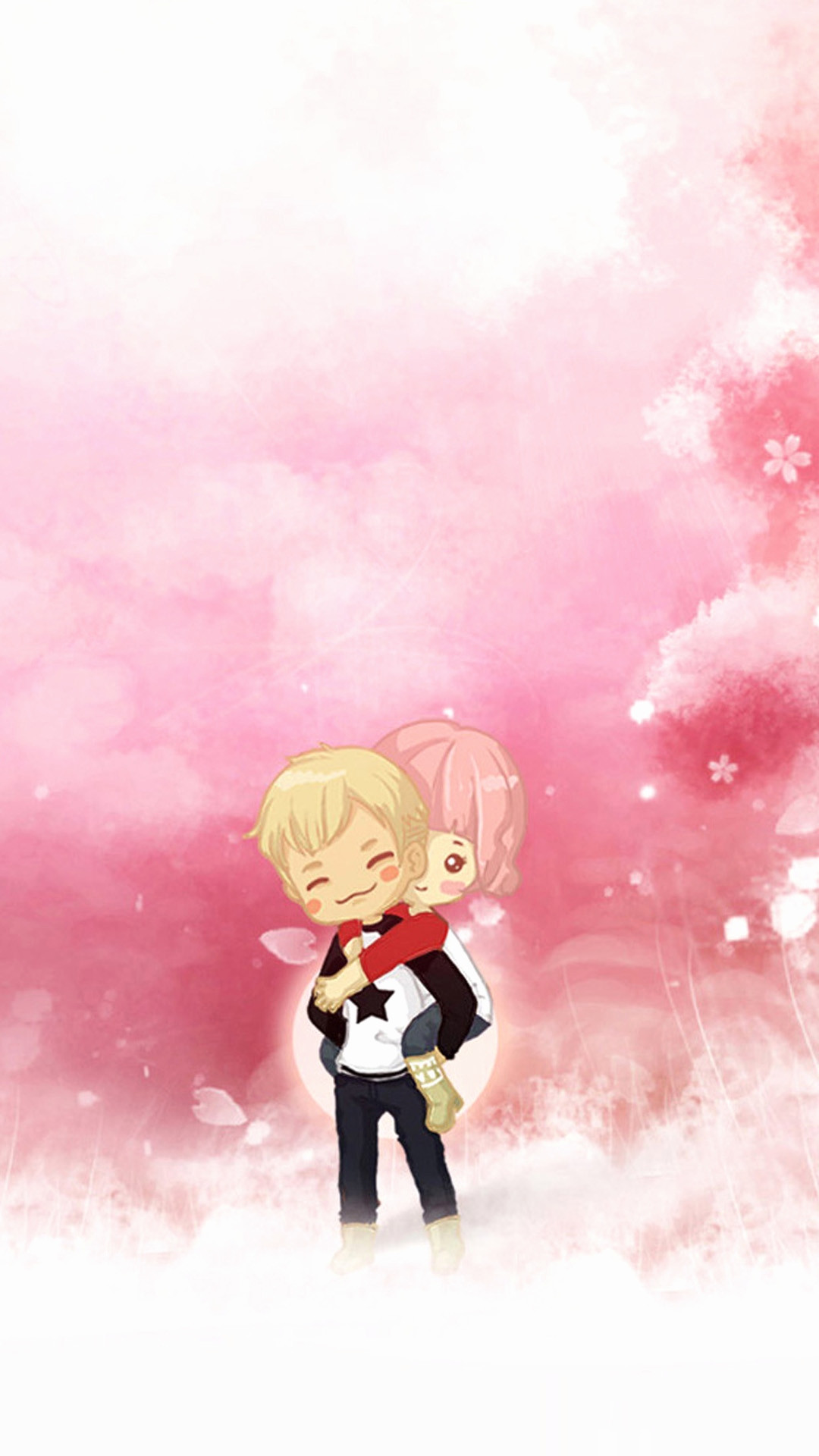 cute love backgrounds best of cute love cartoon couple fingers iphone 7 wallpaper iphone 7 wallpapers bination