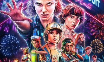 Download Wallpaper 4k Ultra Hd Fresh Stranger Things Season 3 Artwork 4k Ultra Hd Mobile Wallpaper
