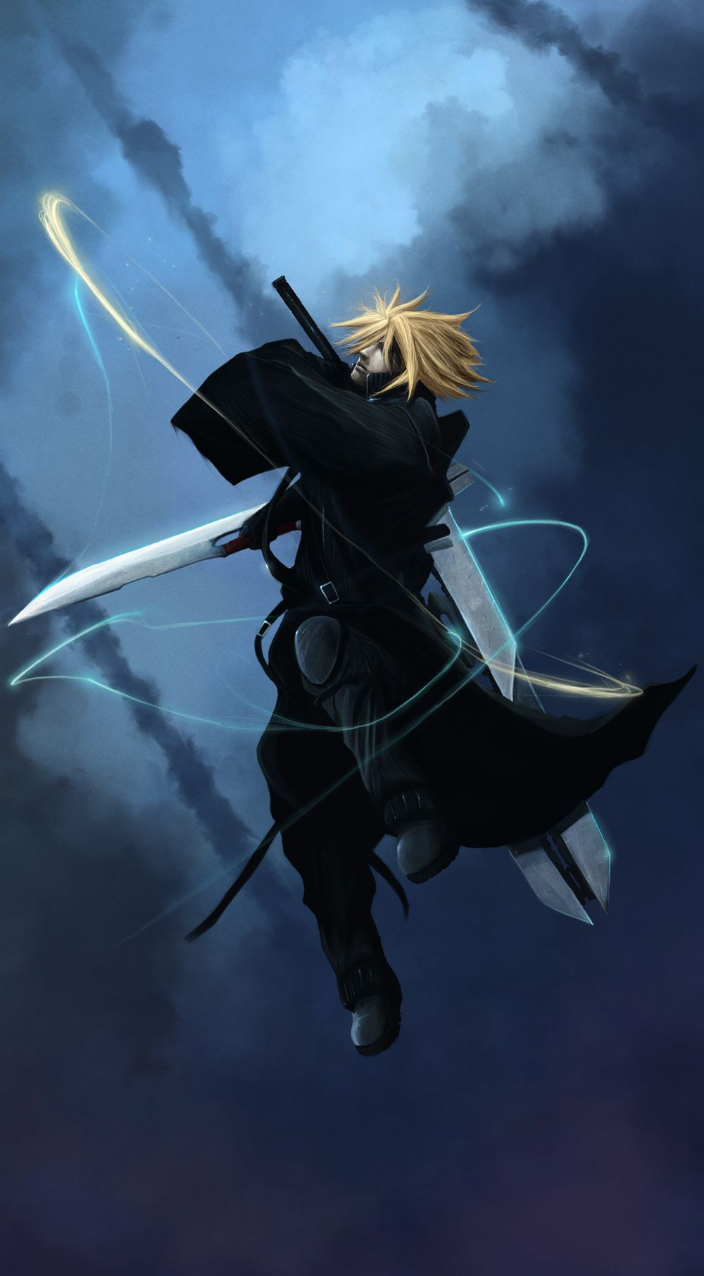 final fantasy vii iphone 11 wallpapers