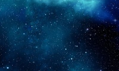 Galaxy Background Wallpaper Update Blue Galaxy Wallpapers 24 Images Wallpaperboat
