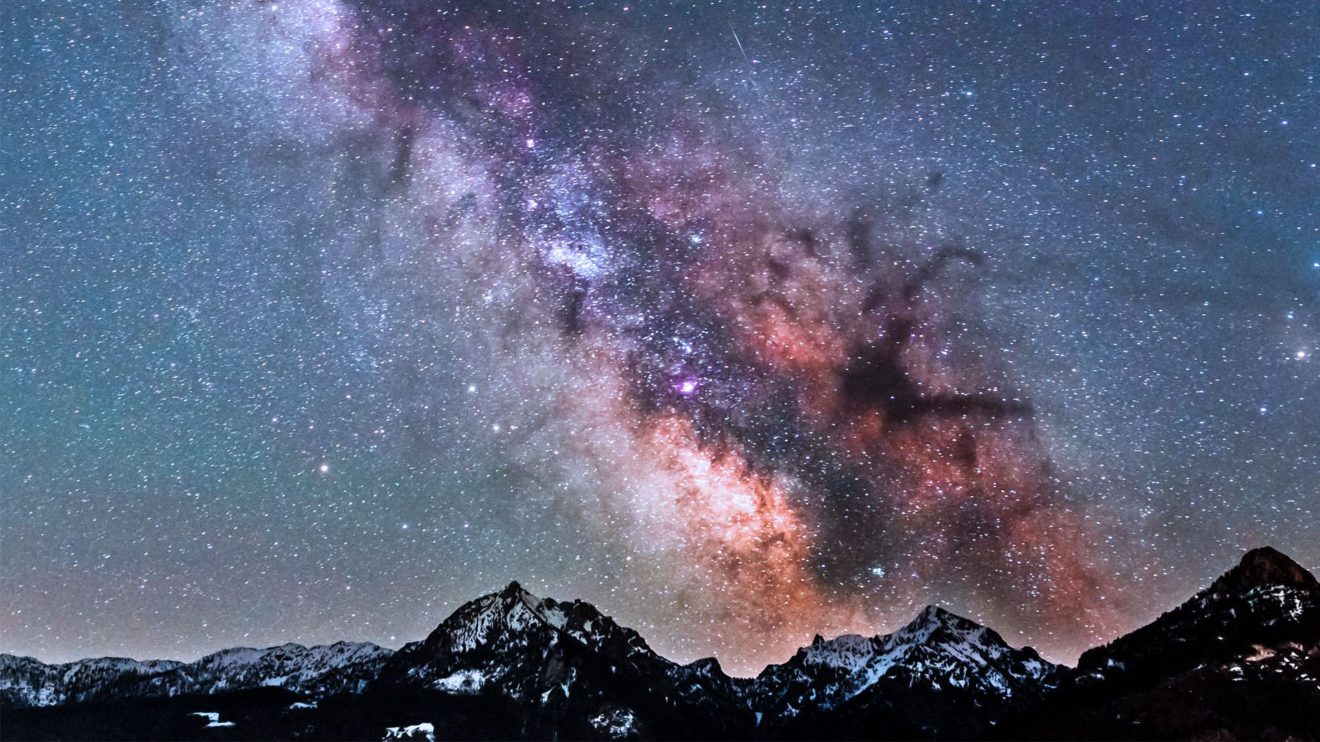 30 Stunning Galaxy Background Wallpapers Templatefor