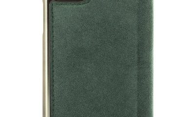 Green iPhone 11 Max Pro Best Of Greenwich Blake Classic Alcantara Case for iPhone 11 Pro Max