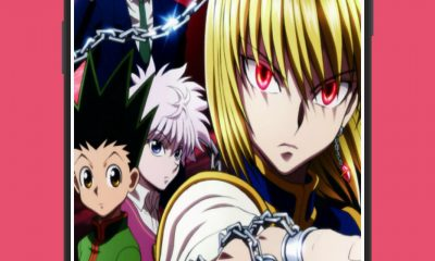 Hunter X Hunter iPhone Wallpaper Lovely Hunter X Hunter Wallpaper for android Apk Download