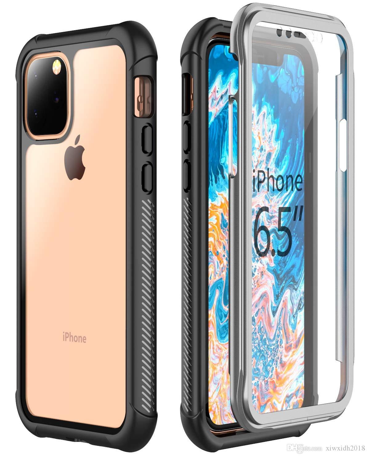for iphone 11 max pro case built in screen