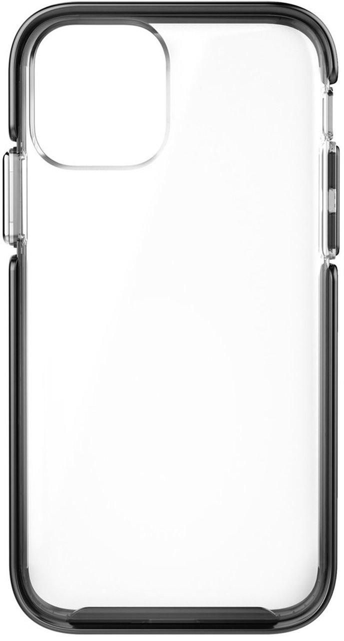 pelican ambassador for iphone 11 clear black silver