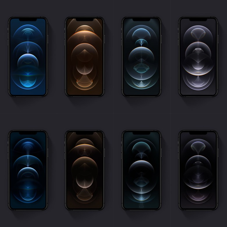 new iphone 12 pro max wallpapers from ios 14 1