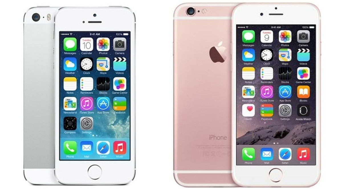 iphone 6s vs iphone 5s parison