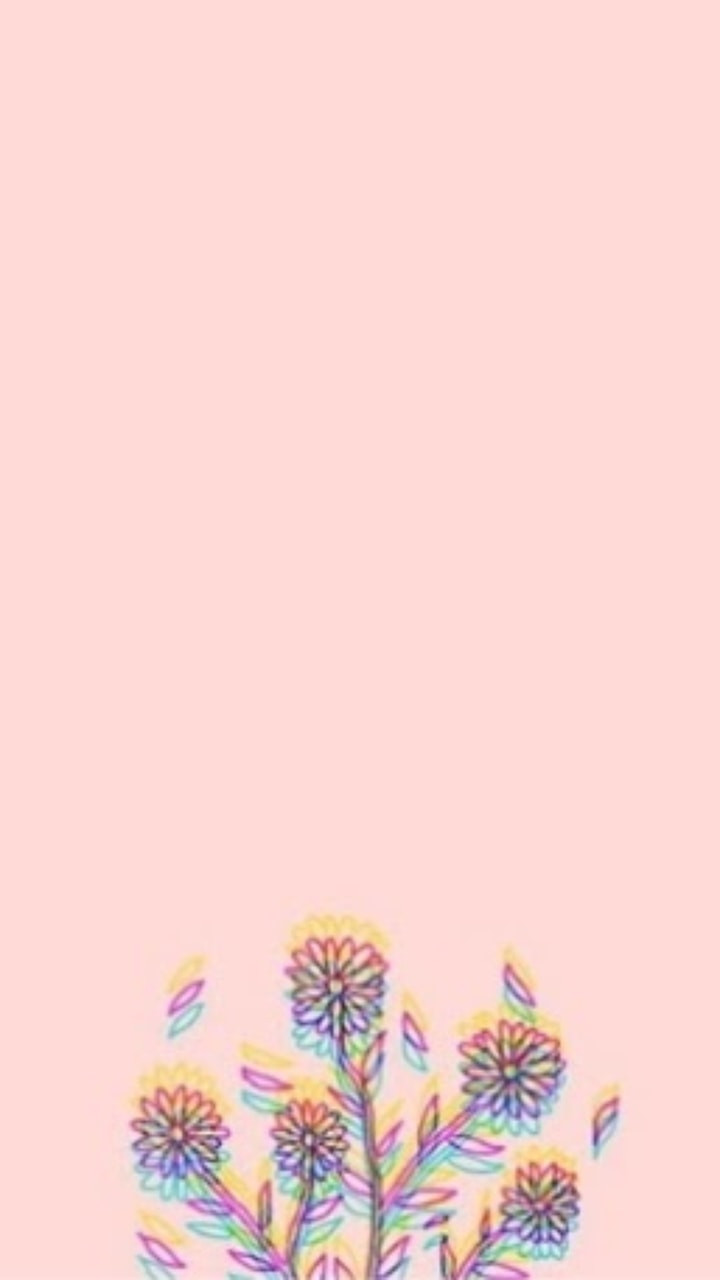 oxhxJ flowers wallpaper and pink image aesthetic iphone wallpaper