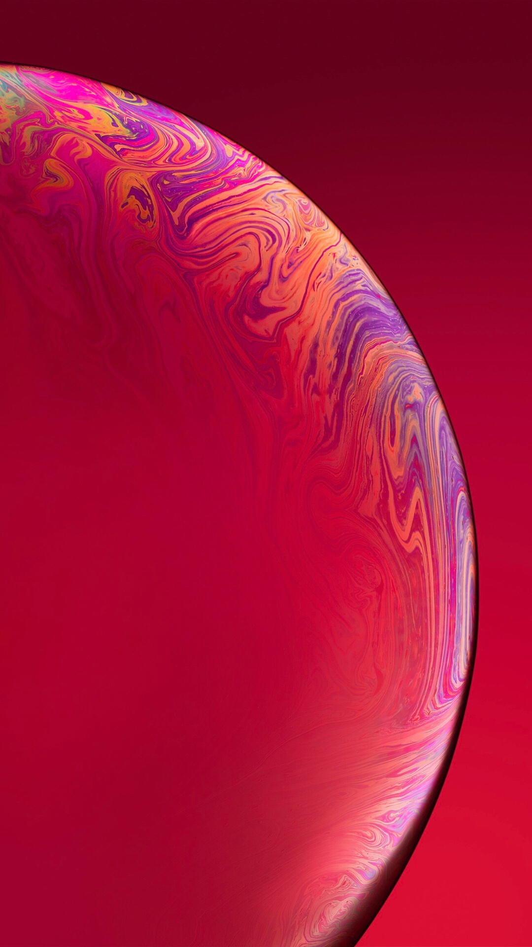 iPhone XR advertising wallpaper any iPhone 12