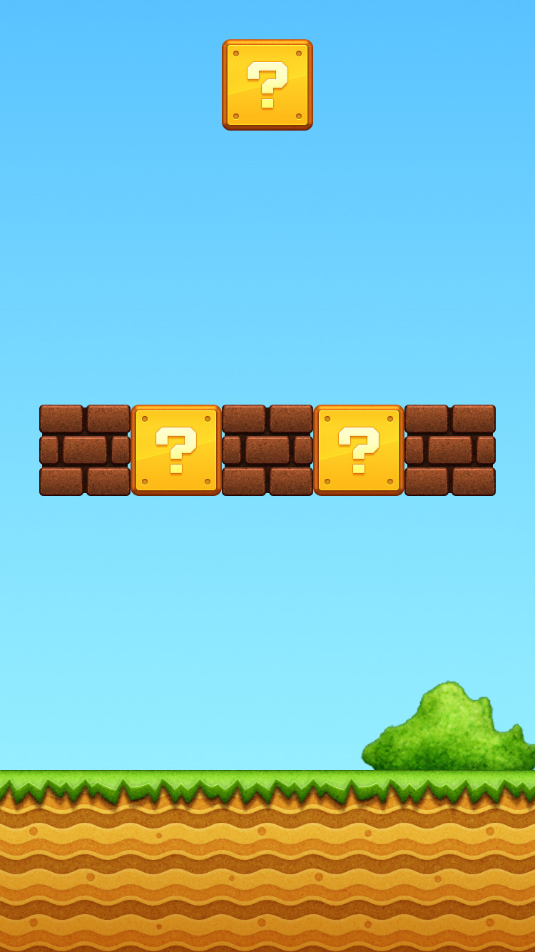 iRRobmT iphone background mario bros