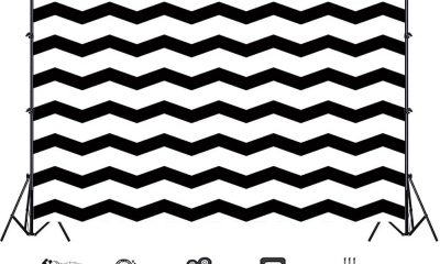 Plain Wallpaper White Background Fresh Baocicco 5x3ft Plain Backdrop Chevron Backdrop Black and White Background Graphy Background Wallpaper Birthday Party Baby Shower Food Clothes