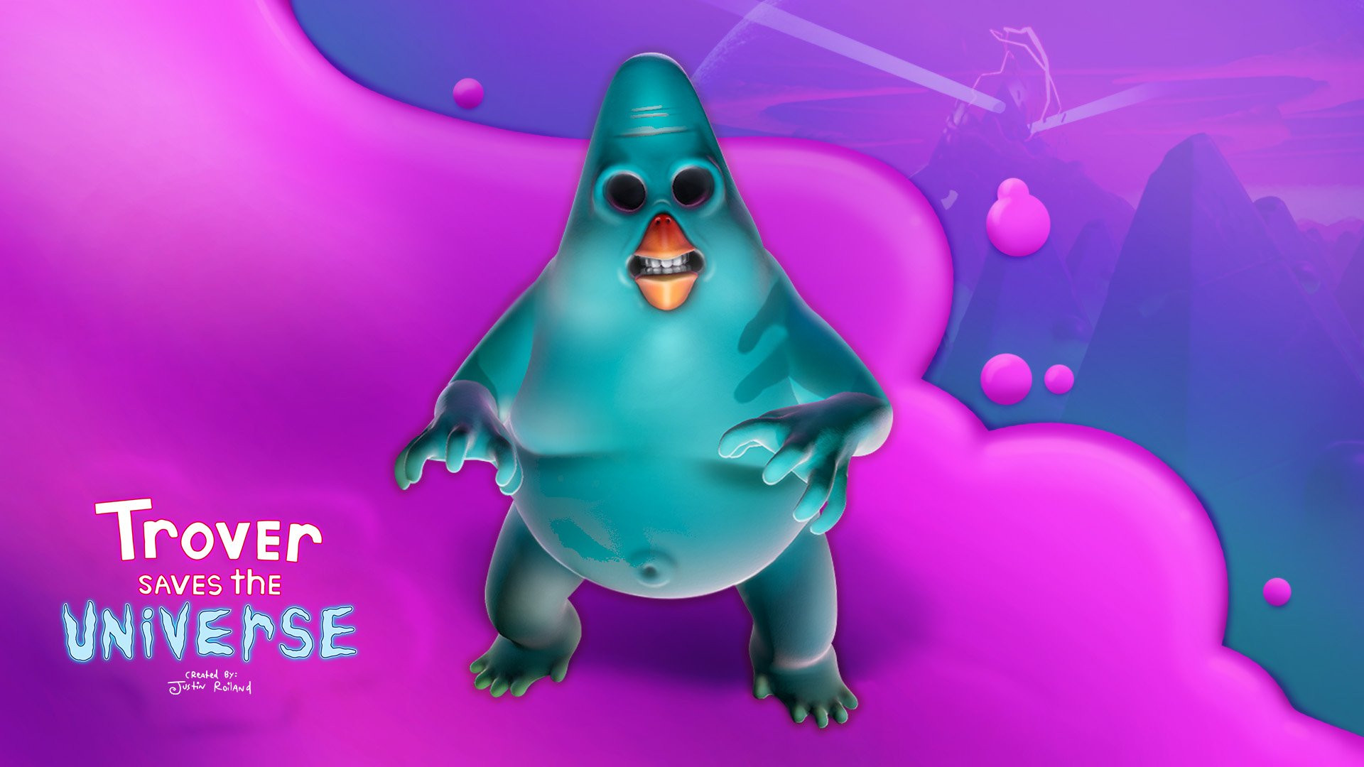 playstation wallpapers trover saves the universe desktop wallpaper 06 ps4 us 19sep19