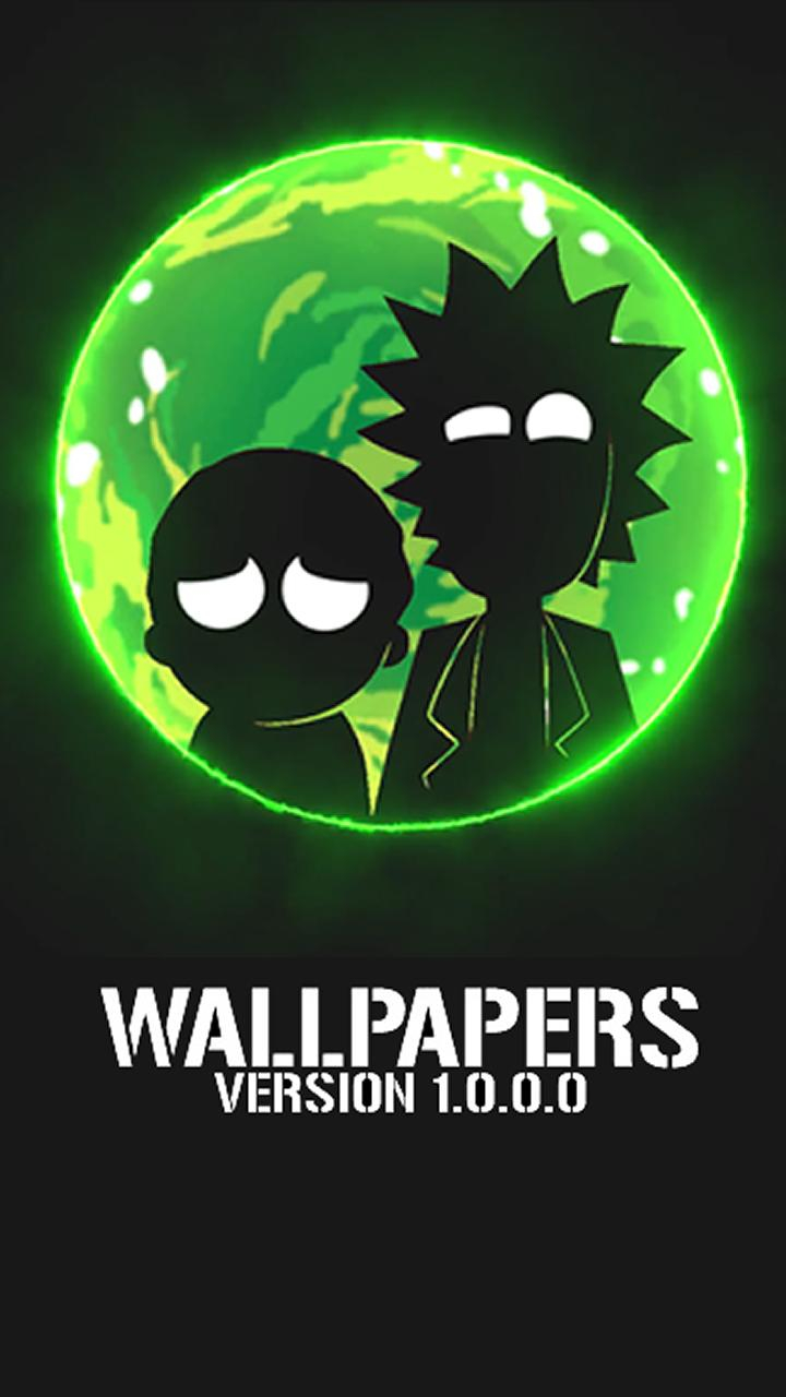 rickmortywallpapers