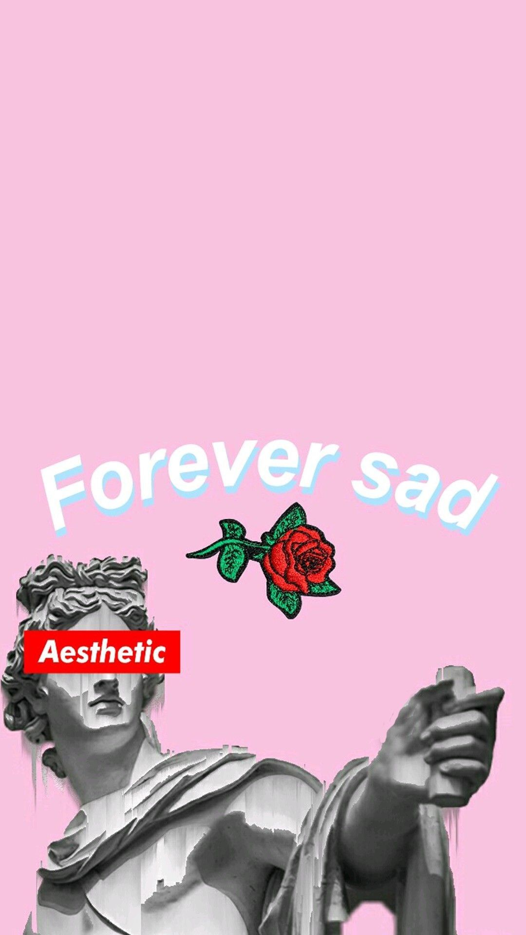 bRwbx tumblr aesthetic wallpaper forever sad