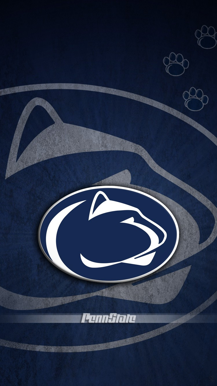 Penn State Football iPhone Wallpaper