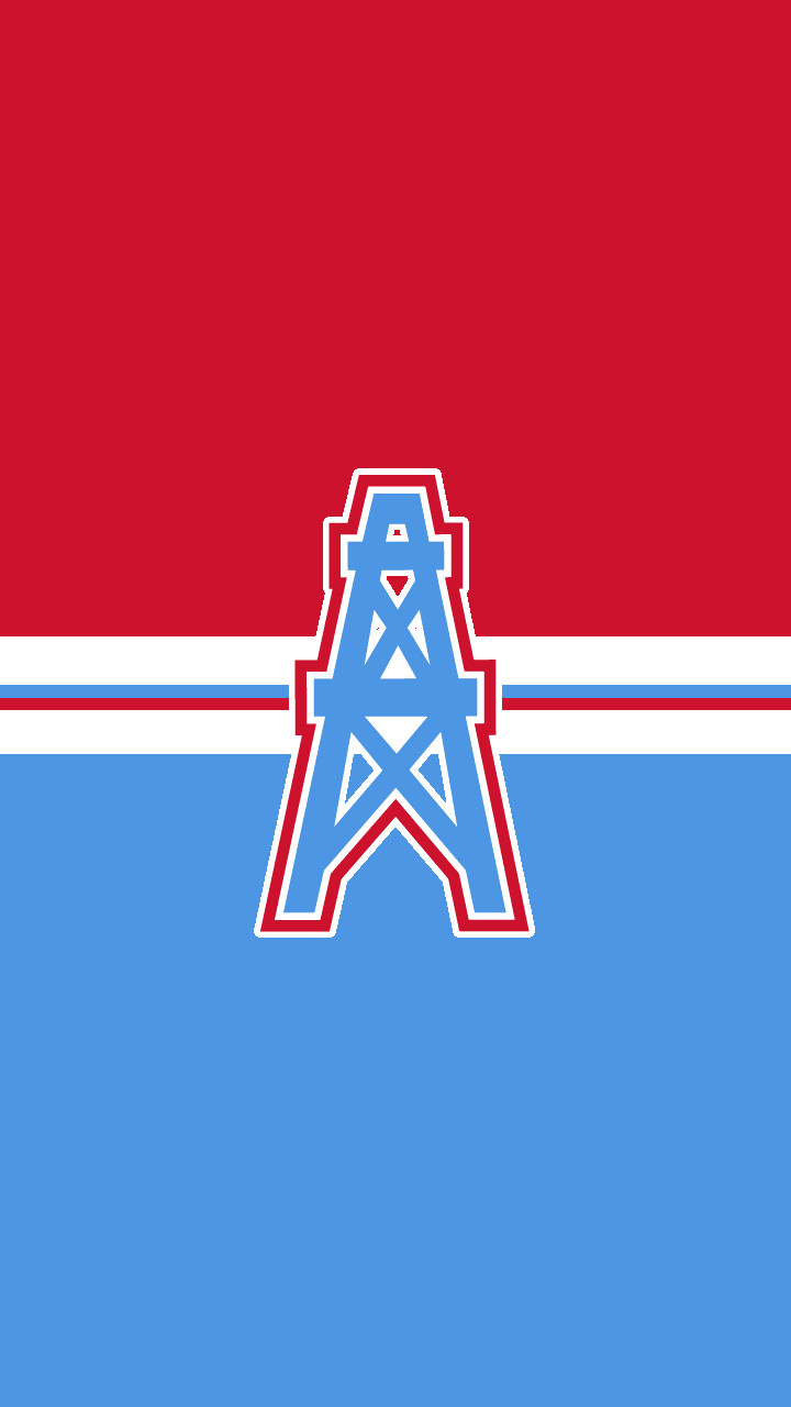 iRoJRJT made a throwback houston oilers mobile wallpaper tennessee