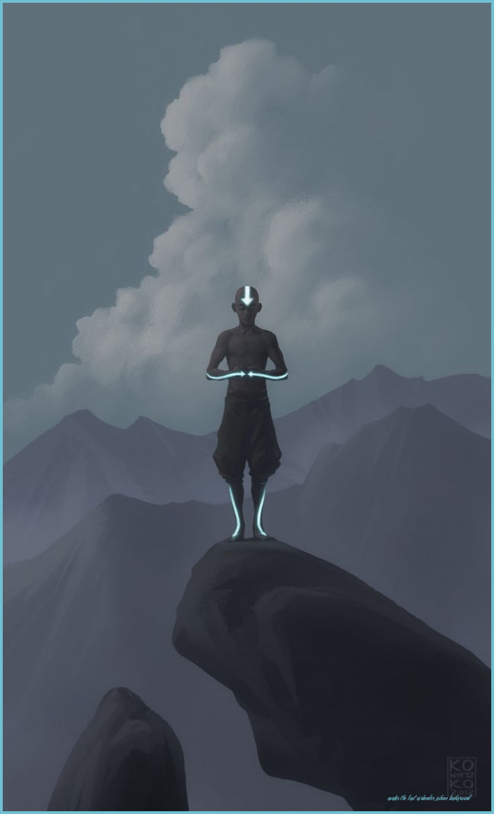 iphone xs wallpapers the legend of aang10years today avatar avatar the last airbender iphone background