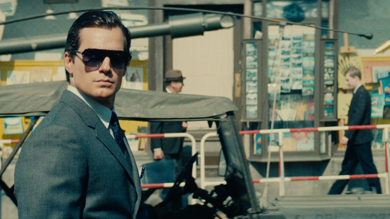 The Man from U N C L E ficial Trailer 1 [HD]