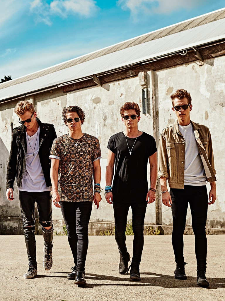 The Vamps Vamps Tour 2017 Usa Download Wallpapers on
