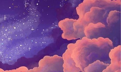 Unspeakable Wallpaper iPhone Elegant Art Sky Stars