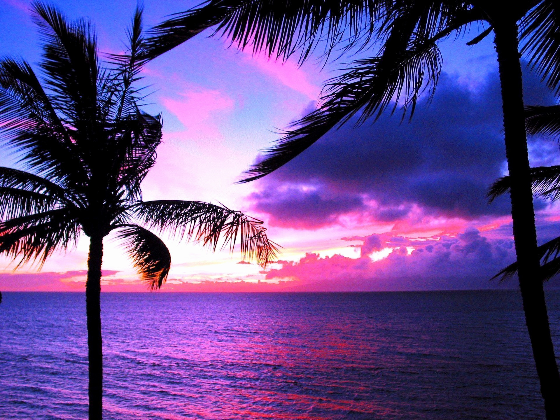 hawaiian beach background inspirational hawaii sunset wallpapers wallpaper cave of the day of hawaiian beach background