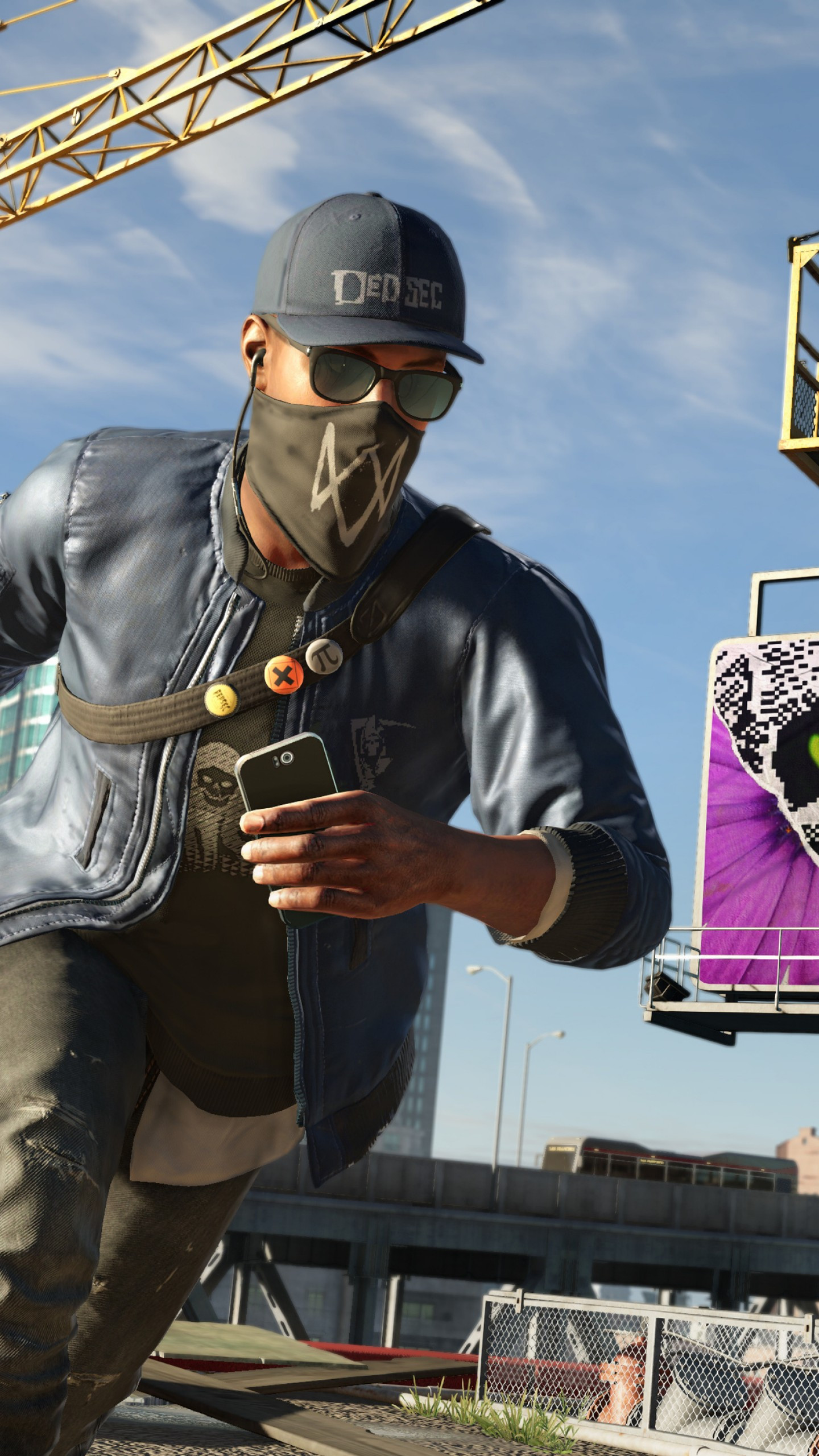 watch dogs 2 hd wallpaper for pc