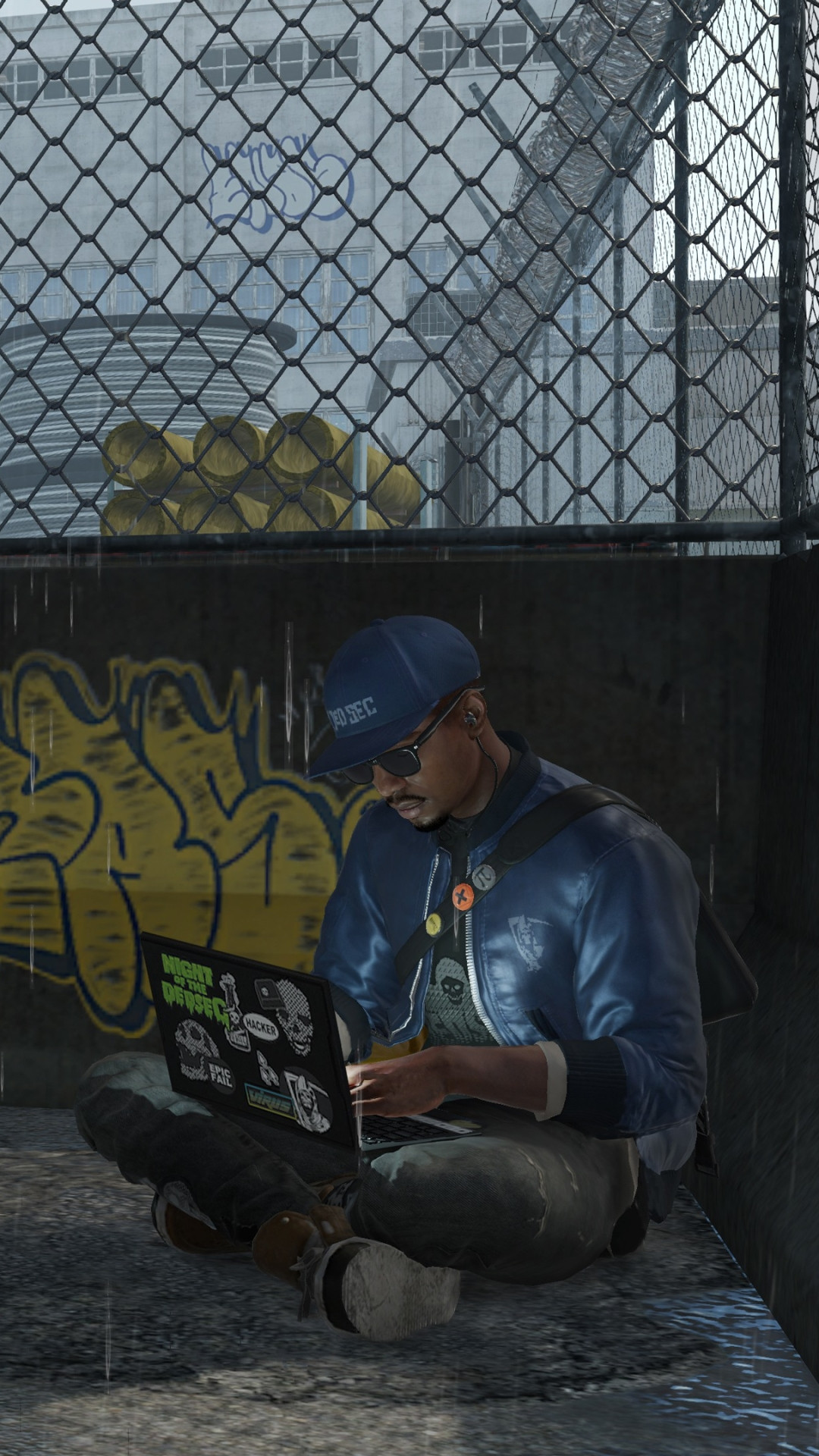 watch dogs 2 video game wallpapers