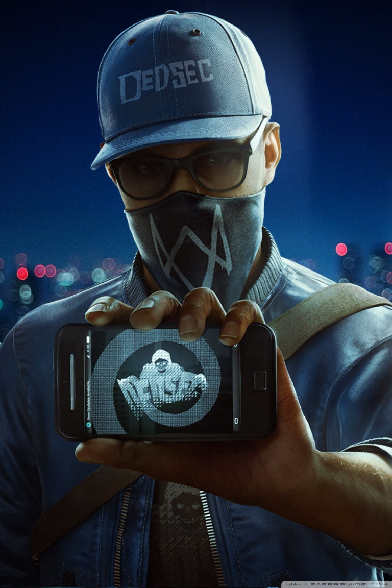 watchdogs 2 marcus holloway wallpapers