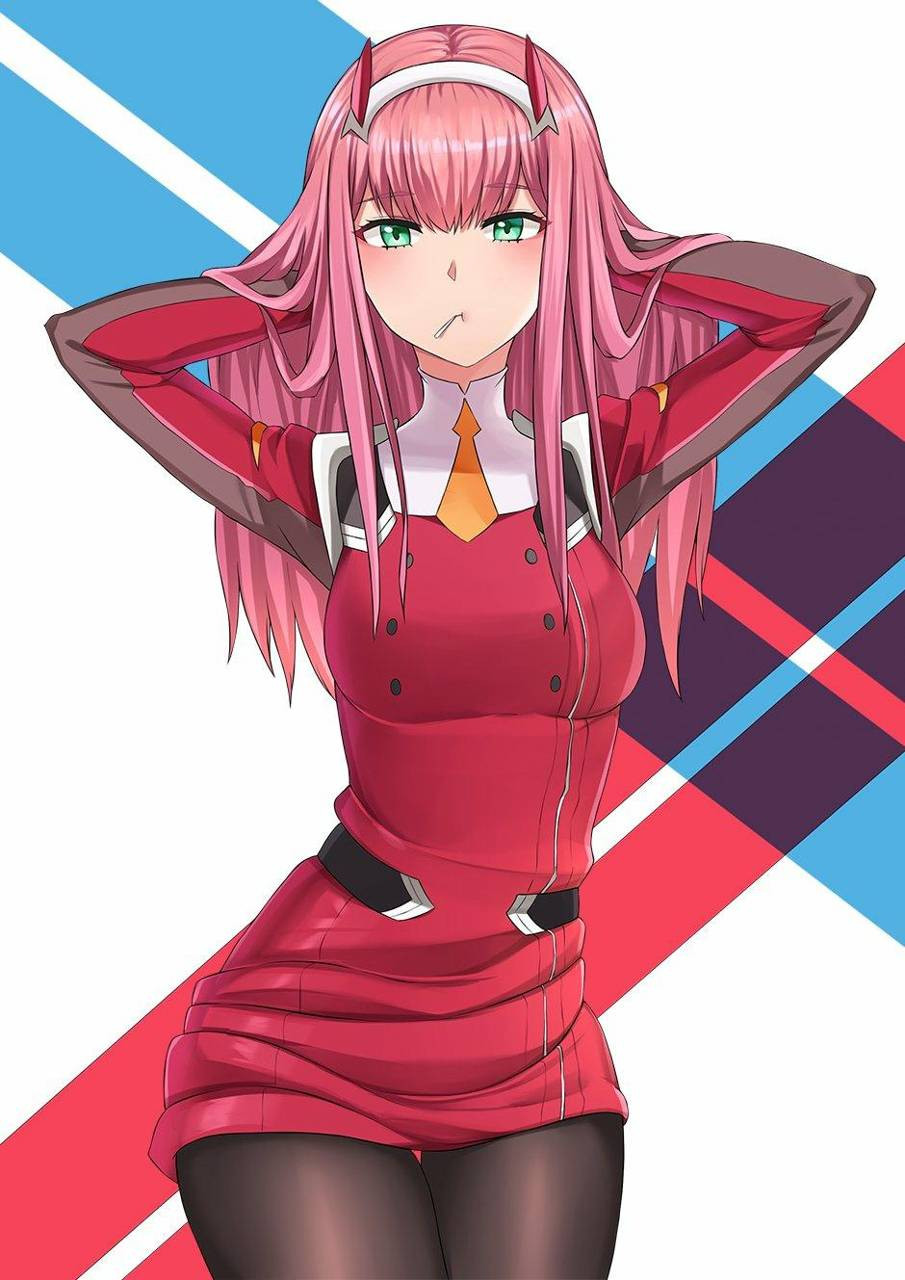Zero Two HD wallpaper by XxZeroTwoxX 67 Free on ZEDGE tm